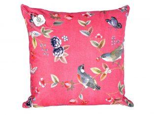 Poduszka Pip Studio Birdy Pink 60x60cm