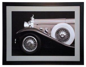 Fotografia Packard Speedster 80x60cm