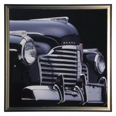 Fotografia Buick Super 1941r Grill 70x70cm