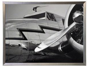 Fotografia Plane Vintage Detail 81x61cm
