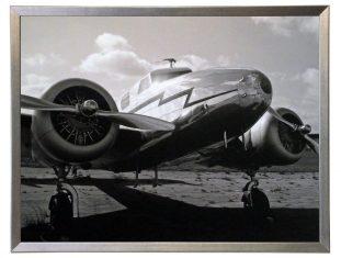 Fotografia Plane Vintage 81x61cm