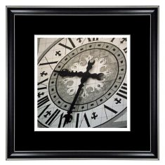 Fotografia Clock Lys Roman 40x40cm