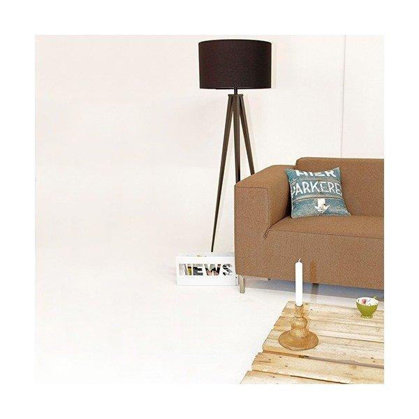 Orentalny łóżko tapicerowane drewno salon outlet
