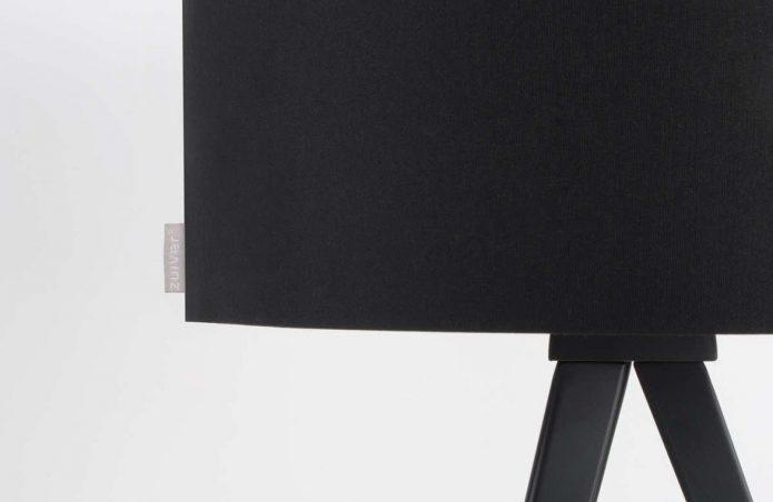 Ponadczasowe Lampy podłogowe czarny pokój dzienny cena