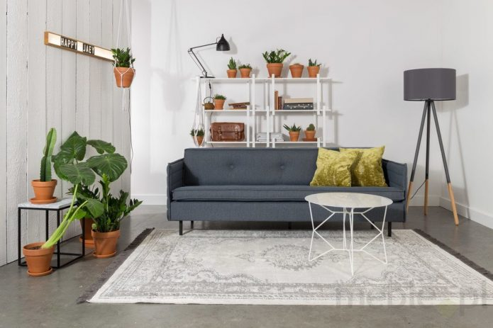 Skandynawski fotele szklane pokój dziecinny outlet