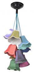 Lampa wisząca Granny Colours 130x50x50cm