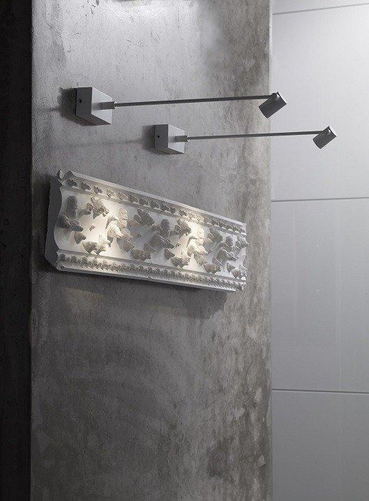 Stylowy szafy białe łazience wyprzedaż