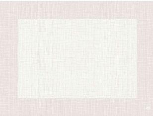 Podkładka papierowa na stół Linea White 30x40cm