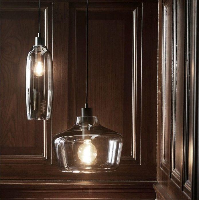 Modny Lampy stojące dębowe sypialnia cena