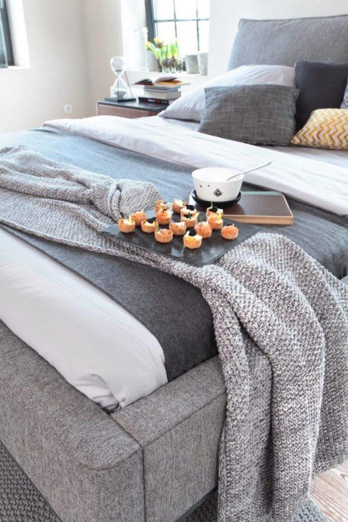 W stylu marinistycznym sofa drewiane pokój nastolatka na wymiar