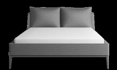 Łóżko tapicerowane Essence Oak