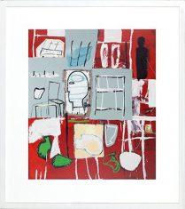 Obraz reprodukcja-Perfect Room M.Palladino 95x105cm