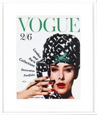 Reprodukcja okładki Vogue, March 1960 60x70cm
