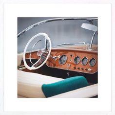Fotografia Riva Dashboard Yachts 85x6x85cm