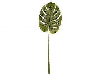 Gałązka BBhome Monstera Leaf 93cm