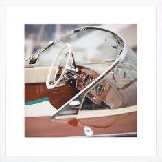 Fotografia Riva Dashboards Yachts 2 85x6x85cm