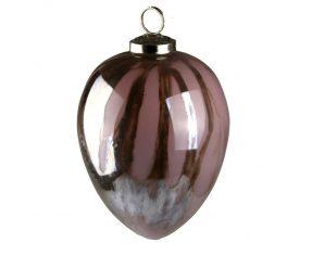Jajo Marble Rose Egg 6x10cm