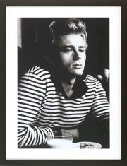 Fotografia James Dean Breakfast 65x85cm