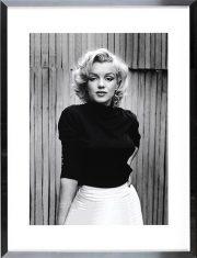 Fotografia Marilyn Monroe Black Blazer 65x95cm