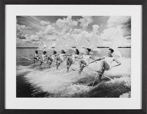 Fotografia Water Ski Parade 65x85cm