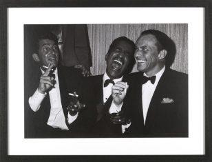 Fotografia Sinatra Cigarette 80x60cm
