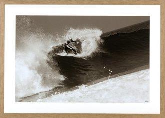Fotografia Surfing Stop 75x105cm