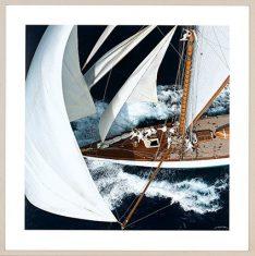 Fotografia Classic Yachts G. Plisson 75x75cm