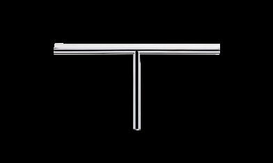 Ściągaczka Easy Chrome 34×1,4x18cm Decor Walther