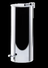 Kosz łazienkowy na śmieci Decor Walther Cylo Chrome 14,5×33,5cm