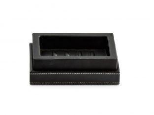 Mydelniczka Brownie Black 13x10x5cm Decor Walther