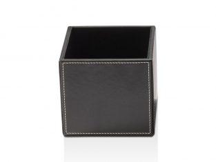 Pudełko Brownie Black 13x13x12,5cm Decor Walther