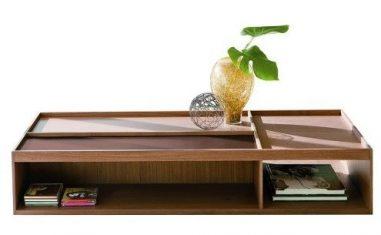Stół kawowy Paccini&Capellini Scacco 130x60x26cm