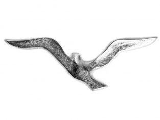 Dekoracja ścienna BBHome mewa Sea-Gull Raw S 19x2x25cm