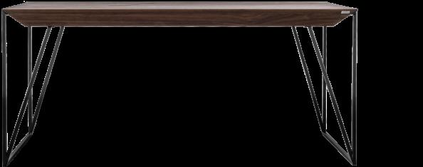 Stół z orzecha amerykańskiego Francis 190x90x78cm