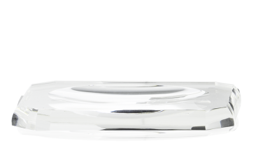 Tacka łazienkowa Kristall Clear Decor Walther 23x13x2,5cm