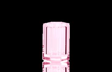 Kubek łazienkowy Kristall Pink Decor Walther 7x10cm