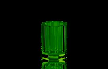 Kubek łazienkowy Kristall Green Decor Walther 7x10cm