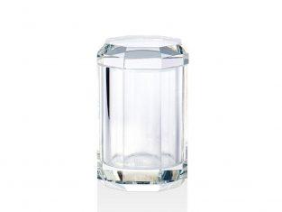 Pojemnik łazienkowy Kristall Clear Decor Walther 9x14cm