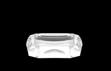 Mydelniczka Kristall Clear Decor Walther 12x12x2,5cm