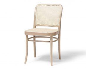 Krzesło rattanowe bukowe Ton 811 Rattan