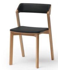 Krzesło tapicerowane Ton Merano Fabric 49×52,5x79cm