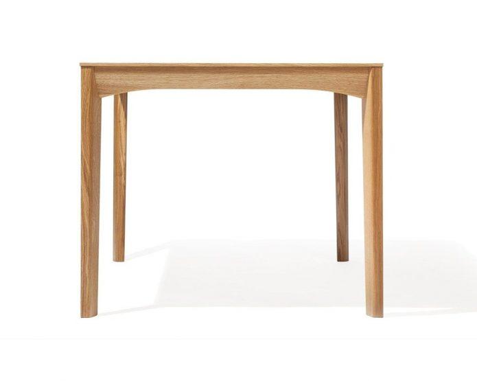 Glamour tapicerowane krzesła z drewna pokoju dziennego design