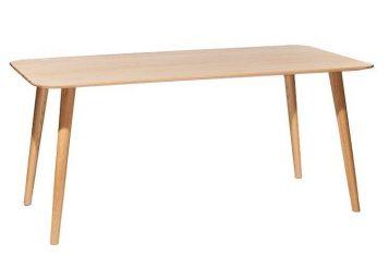 Stół bukowy Ton Malmo W. 200x90x76cm