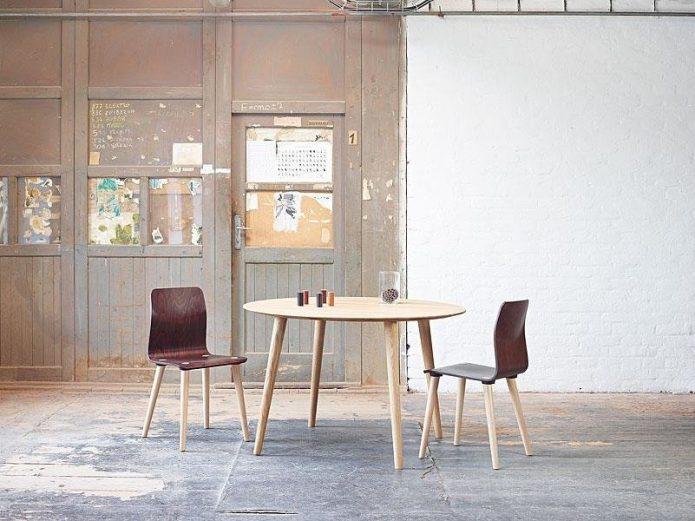Industrialny Lampy wiszące złoty biuro design