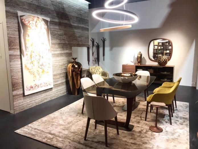 W stylu marinistycznym dywany lite drewno sypialni design