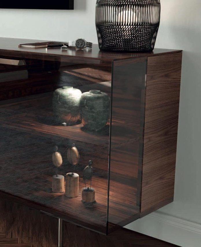 Deasinerskie dywany szklany salonu na zamówienie