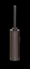 Szczotka do WC brąz ścienna Decor Walther Century Wall Bronze 9x46cm