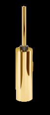 Szczotka do WC złoty/ brąz ścienna Decor Walther Century Wall Gold Bronze 9x46cm