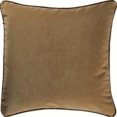 Poduszka welwetowa Glam Velvet Old Gold 45x45cm