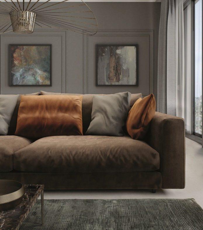 Stylowy pledy dekoracyjne drewiane sypialnia wysoka jakość